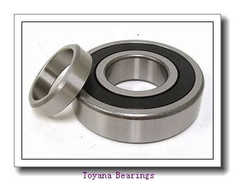 Toyana 61980 deep groove ball bearings