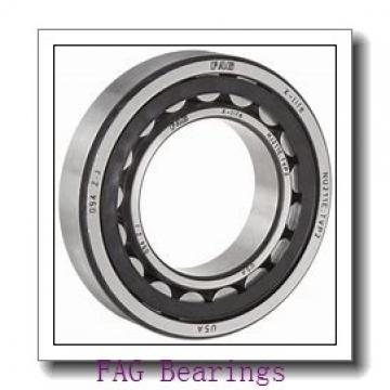 FAG 22217-E1-K + H317 spherical roller bearings
