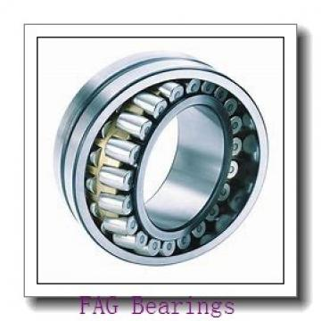 FAG 22226-E1-K + AHX3126 spherical roller bearings