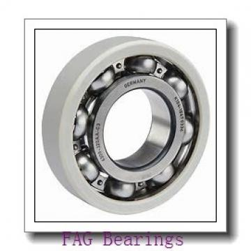 FAG 6016-2Z deep groove ball bearings