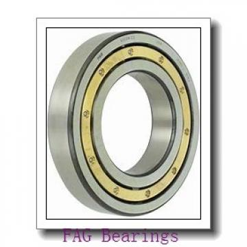 FAG 1206-TVH self aligning ball bearings