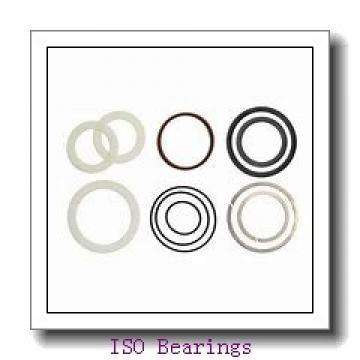 ISO 3007-2RS angular contact ball bearings