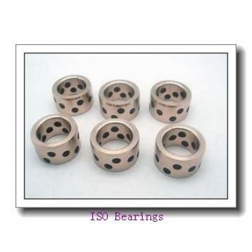 ISO HM746645/10 tapered roller bearings