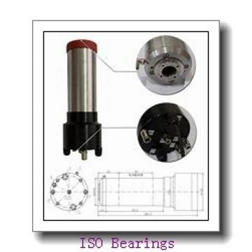 ISO 12580/12520 tapered roller bearings