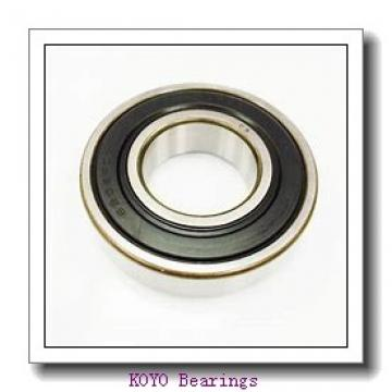 KOYO 6903-2RS deep groove ball bearings
