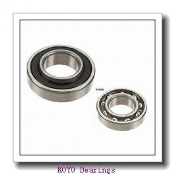 KOYO 6000-2RD deep groove ball bearings