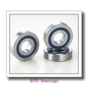 KOYO 47396 tapered roller bearings