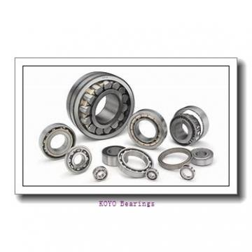 KOYO 7212CPA angular contact ball bearings
