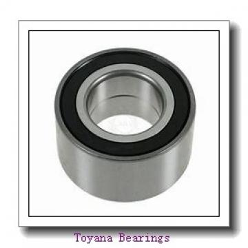Toyana NUP39/500 cylindrical roller bearings