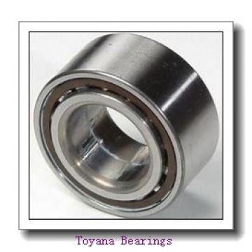 Toyana HH221447/10 tapered roller bearings