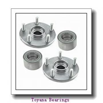 Toyana 7221 B-UX angular contact ball bearings