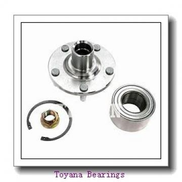 Toyana 3201-2RS angular contact ball bearings