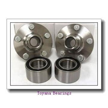 Toyana NU3160 cylindrical roller bearings
